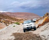 Expedición Linzor, Región de Antofagasta