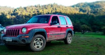 Jeep New Cherokee Sport: KJ