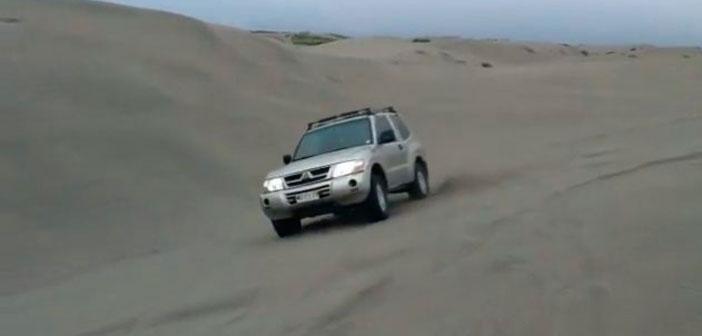 Mitsubishi Montero Corto
