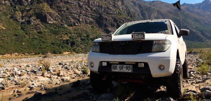 Nissan Navara D40: Navaraptor