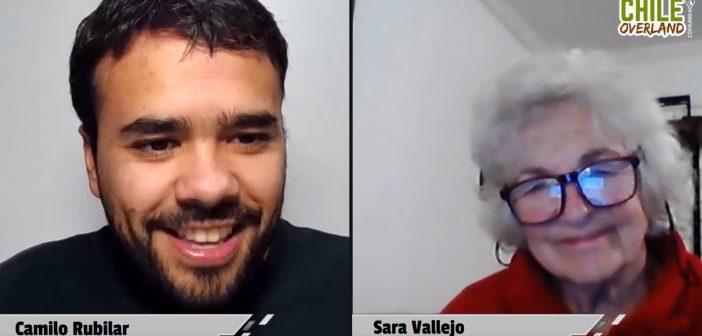 Live Especial – Sara Vallejos: 80 Años No Son Nada.